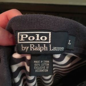 Polo by Ralph Lauren Shirts - Polo Ralph Lauren Men's Striped Polo Shirt Large